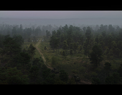 CG_forest environment