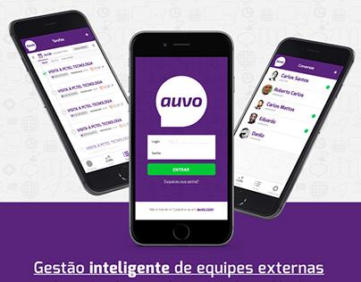 Auvo - App para Gestão Inteligente de Equipes Externas