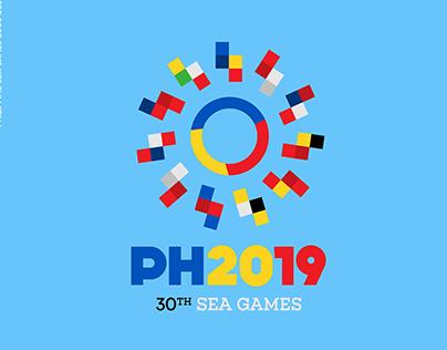 30th SEA GAMES Logo ReDesign Concept