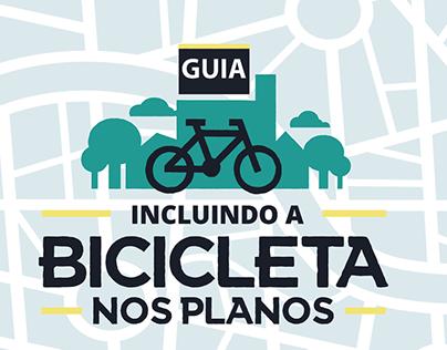 Guia: Incluindo a Bicicleta nos Planos de Mobilidade