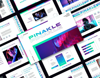 Pinakle Multipurpose Template