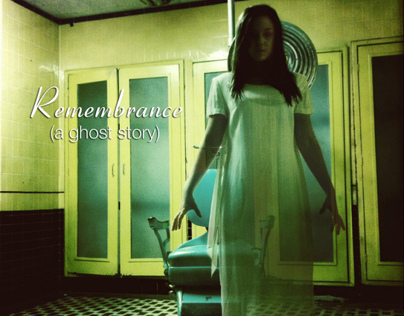 Production Stills - Remembrance (a Ghost Story)