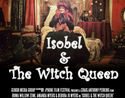 Production Stills - Isobel & The Witch Queen