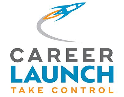 CareerLaunch Logo Redesign