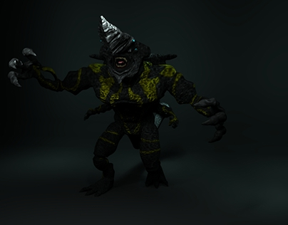 Kaiju Knifehead