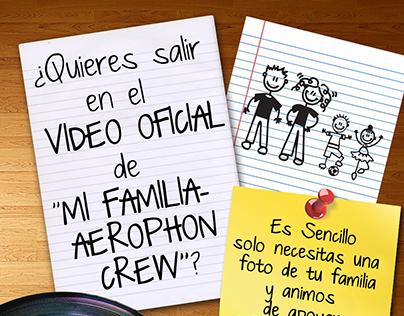 Mi Familia - Aerophon Crew Video Oficial