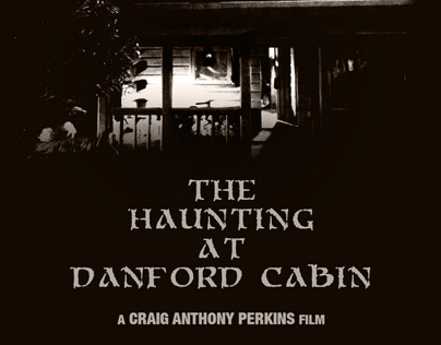Production Stills - The Haunting at Danford Cabin