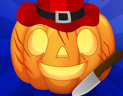 """Sweet Little Dwarfs 3 - Halloween Party"" Game for Kids"