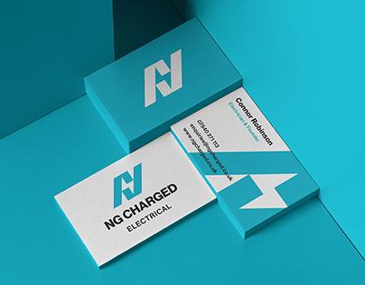 NG Charged | Branding