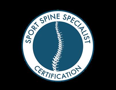 Sports Spine Specialist Certification Logo