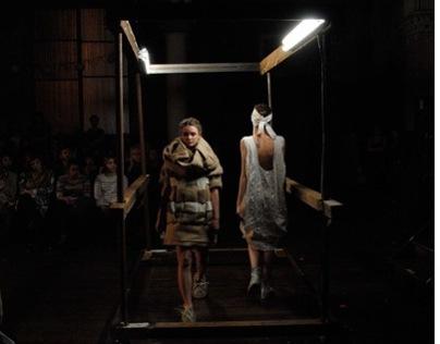 R.I.P V.I.P. Experimental Fashion Event