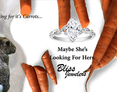 Bliss Jewellers Advertising