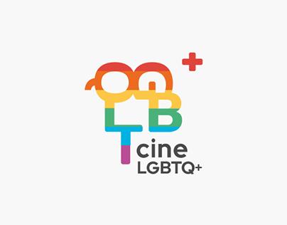 Identidade Visual - Cine LGBTQIAPN+