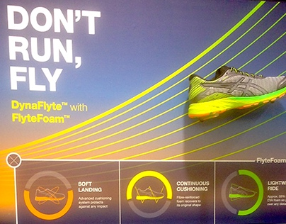 Asics | Point of Sale