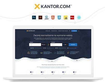Xkantor - Website Case Study
