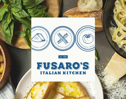Fusaro's Italian kitchen