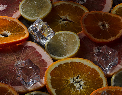 Citrus Fruits – Food Photography