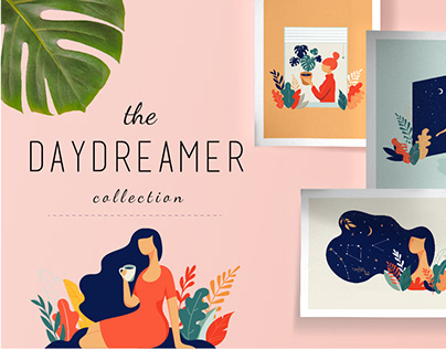 The Daydreamer Collection By: Marish