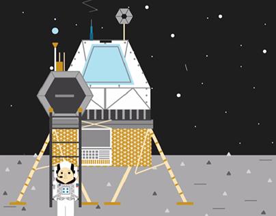 PMC   Moon landing