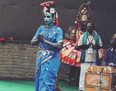 Festive, Folk & Colour