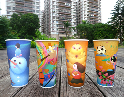 CHING SHIN - Handmade drinks cup