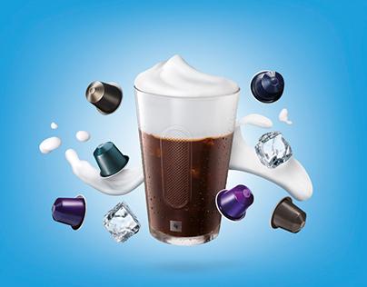 Nespresso Freddo Campaign