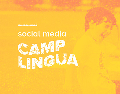 Camp Lingua - Social Media