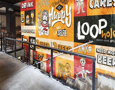 Loophole Cafe - Bar