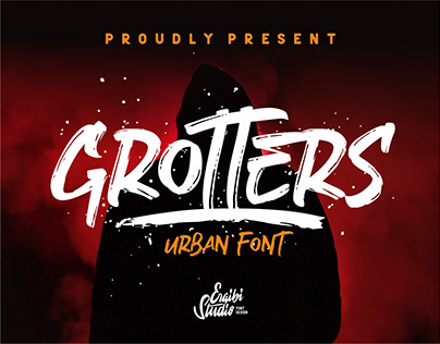 Free Grotters Urban Font