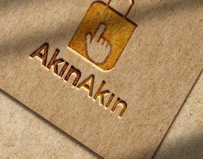 Akın Akın   E-Commerce Brand   Logo Design