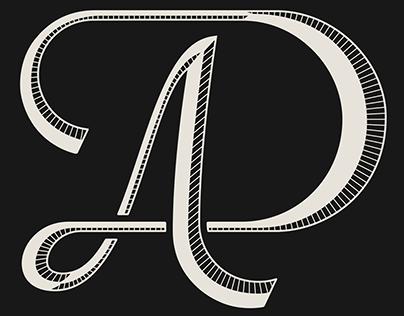 Dominique Aimée Logo & Identity