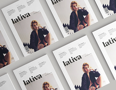 Proyecto Editorial | Lativa Magazine