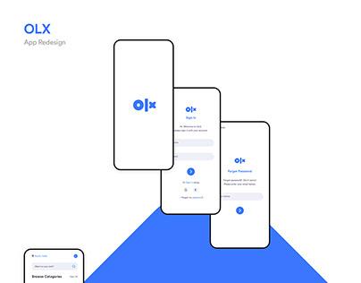 OLX App Redesign