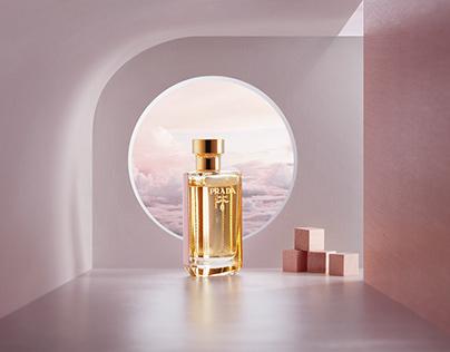 In the cloud   Perfume香水   Geometric space