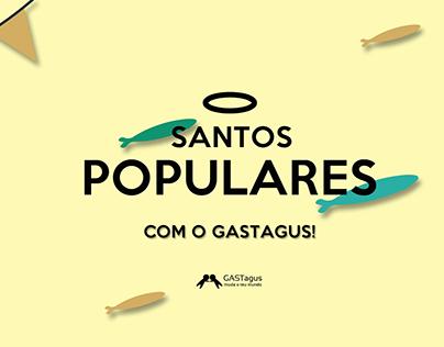 Santos Populares GasTagus | Event image