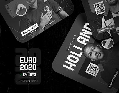 Euro 2020 Team Profile