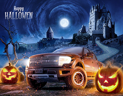 Halloween Poster for Ford - Unofficial