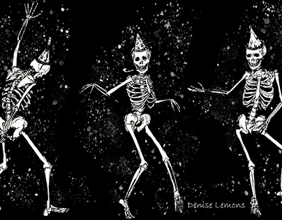 Celebration Skeletons!