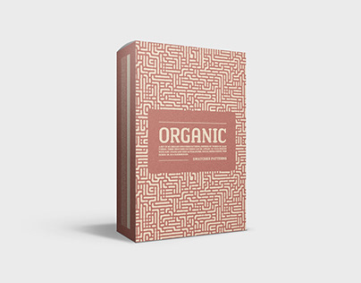 Organic Swatches Patterns - Vol. 01