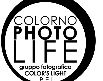 Logo Animation Colorno Photo Life