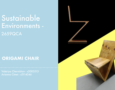 Sustainable Environments - 2659QCA
