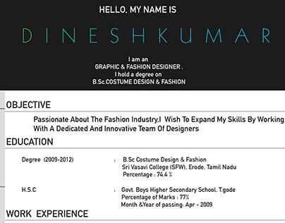 Dinesh Kumar On Fit Portfolios