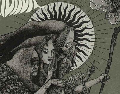 Humbaba (album cover)