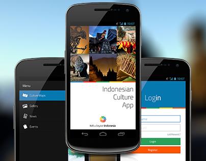 Indonesian Culture App