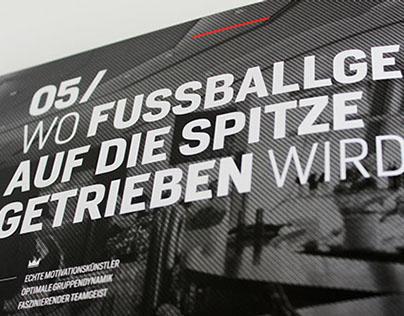 Bayer 04 Leverkusen brochures