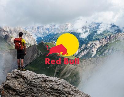 Red Bull Logo Re-Design
