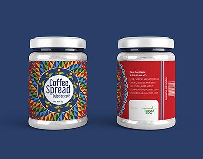 Etiqueta Coffee Spread