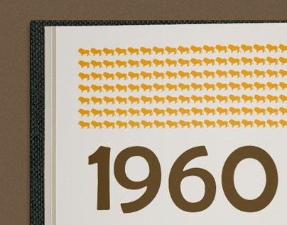 Book about lions extinction