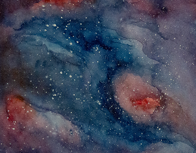 Galaxy Painting II
