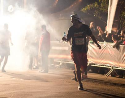 Energizer Night Race 2013 - Overcome